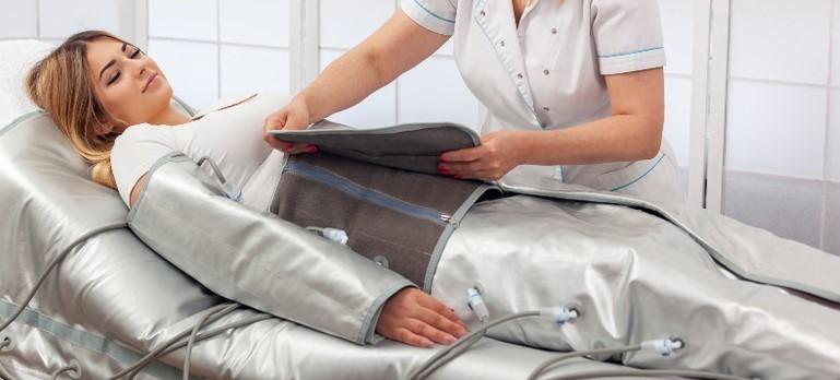 You are currently viewing Presoterapia, mechaniczny drenaż limfatyczny